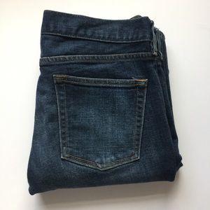 J. Crew Matchstick Straightleg Jeans